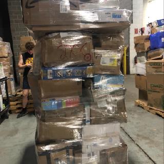 6 General Merchandise Pallets from Intex, Summer Waves, Z Grills & More, 239 Units, Customer Returns, Est. Original Retail $28,197, Lincoln, NE, XX6
