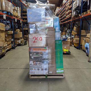 General Merchandise Pallets from Intex, Razor, Bestway & More, 180 Units, Customer Returns, Est. Original Retail $28,407, Lincoln, NE, Lot CQ6
