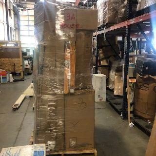 4 Household Pallets, Air, Drive, Grohe, Haier, Masterbuilt, Poulan Pro & More, 103 Units, Customer Returns, Est. Original Retail $13,766, Lincoln, NE