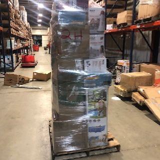 6 General Pallets from Baby Trend, Bownet, Napoleon, Quick Set, Summit & More, 145 Units, Customer Returns, Est. Original Retail $19,097, Lincoln, NE