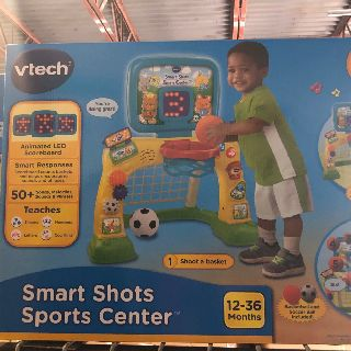 VTech LED Basketball Centers, Fisher-Price Smart Chairs, Sharper Image Hoops & More, 396 Units, New Condition, Est. Original Retail $11,088, Tampa, FL