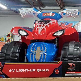 Spiderman 6V Quads, vtech Smart Sport Centers, Polaroid Earphones & More, 395 Units, New Condition, Est. Original Retail $10,665, Tampa, FL