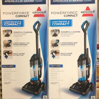 Vacuums by Bissell, BLACK+DECKER, & Dirt Devil, Sharper Image Knives & More, 395 Units, New Condition, Est. Original Retail $11,455, Tampa, FL
