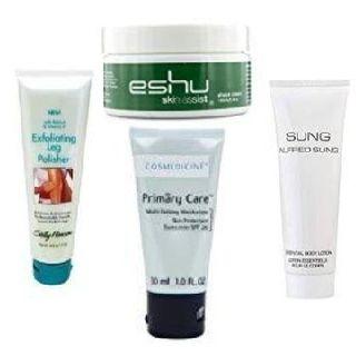 Premium Skin Care Variety, Eshu, Cosmedicine & More, Case Packed, 400 Units, New Condition, Est. Original Retail $7,600, Rising Sun, MD