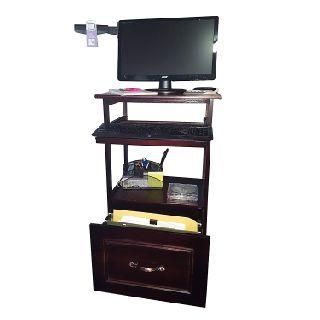 Portable Computer Desks on Wheels, 40 Units, New Condition, Est. Original Retail $15,960, Chino, CA