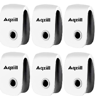 Aqziill Ultrasonic Pest Repellers, Packs of 6, 100 Packs, New Condition, Est. Original Retail $2,599, Bear, DE