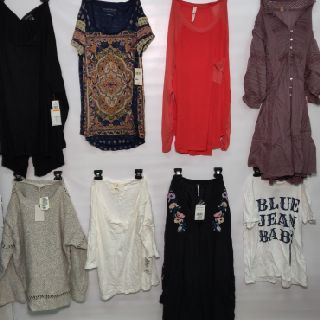 Women's Clothing, Free People, Lucky Brand, Guess & More, 73 Units, Customer Returns, Est. Original Retail $5,494, Macungie, PA