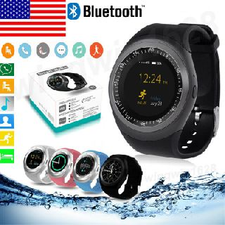 Generic Qualwin Y1 Waterproof Bluetooth Smartwatch/Phone Mate for Android/iOS, 50 Units, New Condition, Est. Original Retail $5,000, Queens, NY
