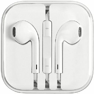 White Generic 3.5mm Earbuds for iPhones, 600 Units, New Condition, Est. Original Retail $11,994, Queens, NY