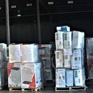 Truckload of Air Conditioners & Dehumidifiers, 406 Units, Customer Returns, Est. Original Retail $155,037, Augusta, GA