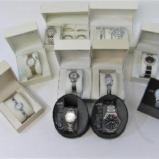 Citizen, Anne Klein,Ted Baker, Badgley Mishka Designer Watches With Cases, 10 Units, New Condition, Est. Original Retail $2,100, Mesa, AZ