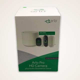 Arlo Pro HD Camera, Car Dash Cam, Smart Products & More, 29 Units, Refurbished Condition, Est. Original Retail $2,171, Elgin, IL