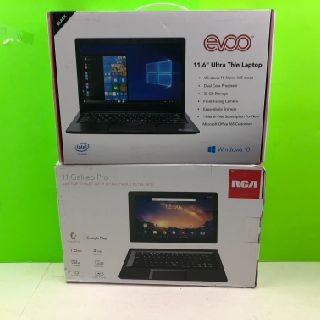 RCA Voyager PRO, Galileo, Voyager Android Tablet & More, 14 Units, Shelf Pulls, Est. Original Retail $4,895, Elgin, IL