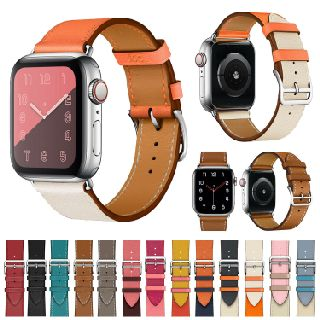 Generic Leather Band Straps for Apple Watch Series 5/4/3/2/1, 44mm/40mm/42mm/40mm, 75 Units, New Condition, Est. Original Retail $5,025, Encinitas, CA