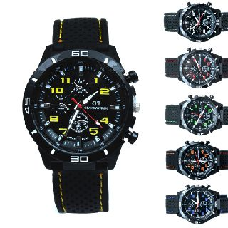 GT Grand Touring Super Car Sports Watches, 144 Units, New Condition, Est. Original Retail $7,200, Lynden, WA