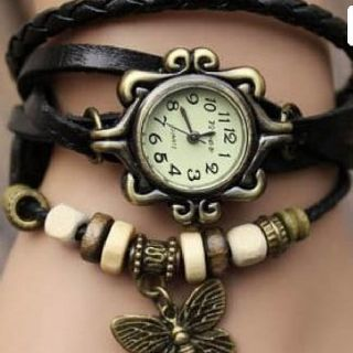 Vintage Antique-Style Watches with Leather Wrist Bands, 72 Units, New Condition, Est. Original Retail $2,880, Lynden, WA