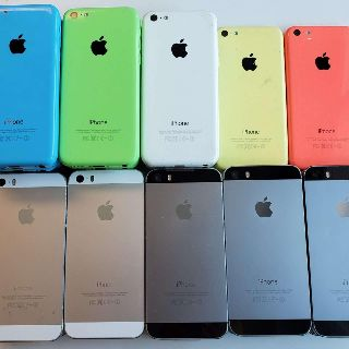 Apple iPhone 5c/5s, Mixed GB, 32 Units, Salvage Condition, Est. Original Retail $5,550, Lawrence, KS