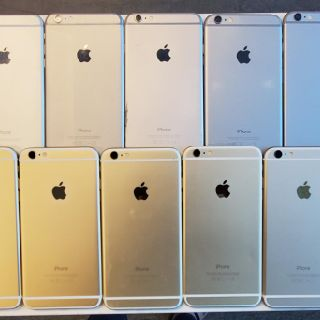 Apple iPhone 6 Plus, Mixed GB, 20 Units, Salvage Condition, Est. Original Retail $15,000, Lawrence, KS