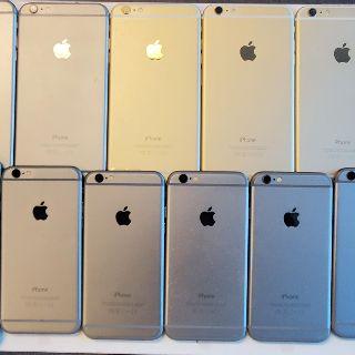 Apple iPhone 6/6 Plus, Mixed GB, 24 Units, Salvage Condition, Est. Original Retail $18,000, Lawrence, KS