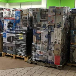 Lot of Consumer Electronics & Products, 1,900 Units, New Condition, Est. Original Retail $30,400, Wilmington, NC