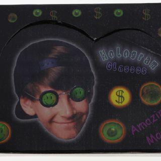 Assorted Hologram Kids' Sunglasses, 1,200 Units, New Condition, Est. Original Retail $9,000, Bainbridge, NY
