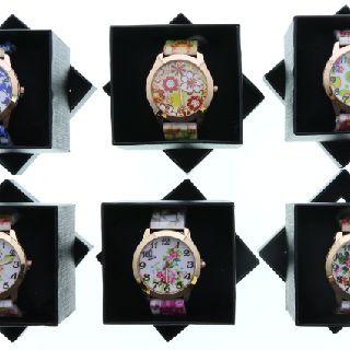 Assorted Men's & Women's Analog Fashion Wristwatches, Geneva Brand & More, 120 Units, New Condition, Est. Original Retail $2,399, Bainbridge, NY