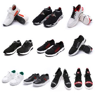 Sporting & Leisure Fashion Men's Shoes, 255 Pairs, New Condition, Est. Original Retail $8,033, KWUN TONG, KOWLOON