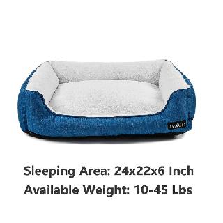 Medium Durable Dog Bed, 81 Units, New Condition, Est. Original Retail $3,887, Commack, NY