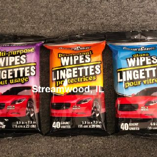 Assorted Car Auto Cleaning Products, 180 Units, New Condition, Est. Original Retail $2,700, Streamwood, IL