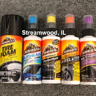 Car Auto Cleaning Products, 180 Units, New Condition, Est. Original Retail $2,700, Streamwood, IL