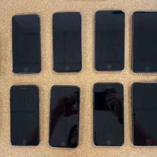 iPhone 7, Black, 128GB, Verizon, 8 Units, Used Condition, C Grade, Est. Original Retail $5,992, Carrollton, TX