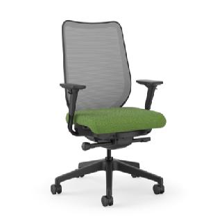HON Nucleus Mid-Back Task Chairs, 17 Units, New Condition, Est. Original Retail $15,827, Salt Lake City, UT