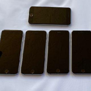 Apple iPhone 6s, 32GB, Space Gray, Factory Unlocked, 5 Units, Used Condition, B Grade, Est. Original Retail $3,750, Plantation, FL