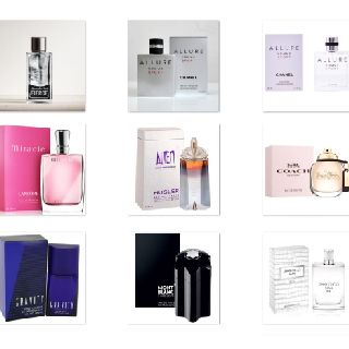Perfumes by Chanel, Coach, Thierry, Mugler, Coty, Lancome & More, 54 Units, New Condition, Est. Original Retail $4,346, South Plainfield, NJ