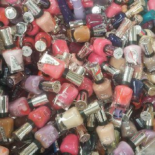 CoverGirl Cosmetics & Sally Hansen Nail Products, 300 Units, Shelf Pulls, Est. Original Retail $3,300, Pomona, CA