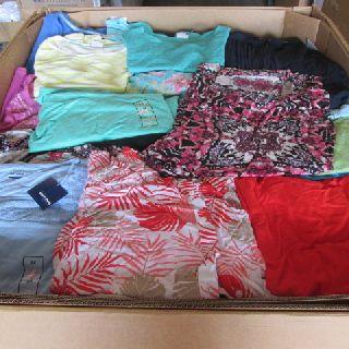 Mixed Department Store Apparel, 13,342 Units, Customer Returns, Est. Original Retail $266,840, Vero Beach, FL