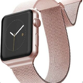 X-Doria Hybrid Mesh Bands for Apple Watches, Rose Gold, 100 Units, Shelf Pulls, Est. Original Retail $7,000, Brooklyn, NY