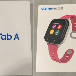 Verizon Gizmo Watch Boxes & Samsung Galaxy Tab A Boxes with Kitting, 199 Units, New Condition, Brooklyn, NY