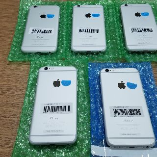 Apple iPhone 6, 16GB, Carrier Unlocked, 5 Units, Used Condition, A Grade, Est. Original Retail $2,500, Hong Kong, HKSAR