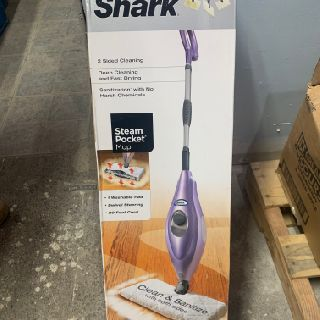 Shark Slim Steamer Mops with Steam Pocket, 50 Units, Customer Returns, Est. Original Retail $6,000, North Plainfield, NJ