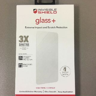 ZAGG Glass+ Screen Protection for Apple iPhone X/XS, Clear, 130 Units, New Condition, Est. Original Retail $4,549, Flower Mound, TX