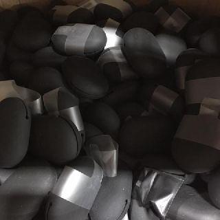 Beats Powerbeats3 Silicone Carrying Cases/Pouches, Black, 135 Units, Shelf Pulls, Est. Original Retail $2,025, Flower Mound, TX