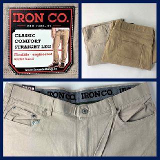 Men's Clothing by Zeroxposur, Iron Co. & Greg Norman, 74 Units, Shelf Pulls, Est. Original Retail $4,984, Schaefferstown, PA