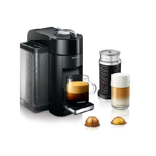 Nespresso Vertuo Evoluo Coffee & Espresso Machine by DeLonghi, 30 Units, Customer Returns, Est. Original Retail $7,500, Elizabeth, NJ