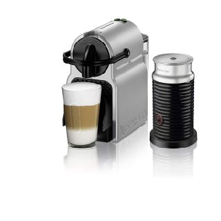 Nespresso Inissia Espresso Machine by De'Longhi with Aeroccino, 40 Units, Customer Returns, Est. Original Retail $8,000, Elizabeth, NJ