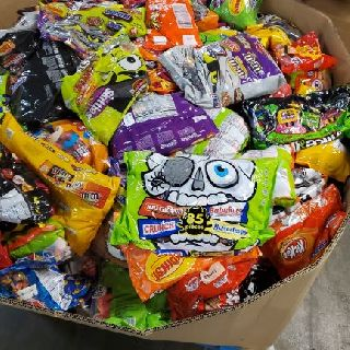 Assorted Bags of Candy, In Date, Est. 1,000 Units, New Condition, Est. Original Retail $9,990, Bristol, PA