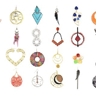 Ladies' Fashion Jewelry, Assorted Dangling Earrings, 2,900 Pairs, New Condition, Est. Original Retail $23,200, Walnut, CA