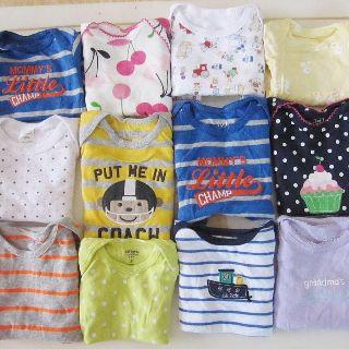 Children's Bodysuits & Onesies in Assorted Styles, 360 Units, New Condition, Est. Original Retail $5,040, Walnut, CA