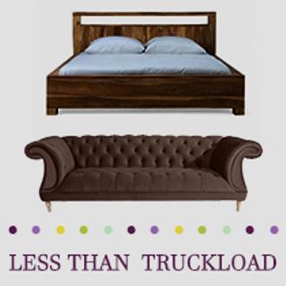 6 Pallets of Bedroom & Outdoor Furniture & Upholstery, Est. 32 Pieces, Damaged/Incomplete, Est. Ext. Sale Price €19,929, Kassel, DE
