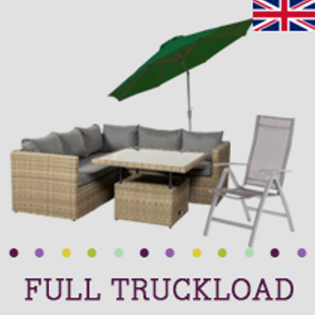 Leicestershire Uk Truckload Of Home